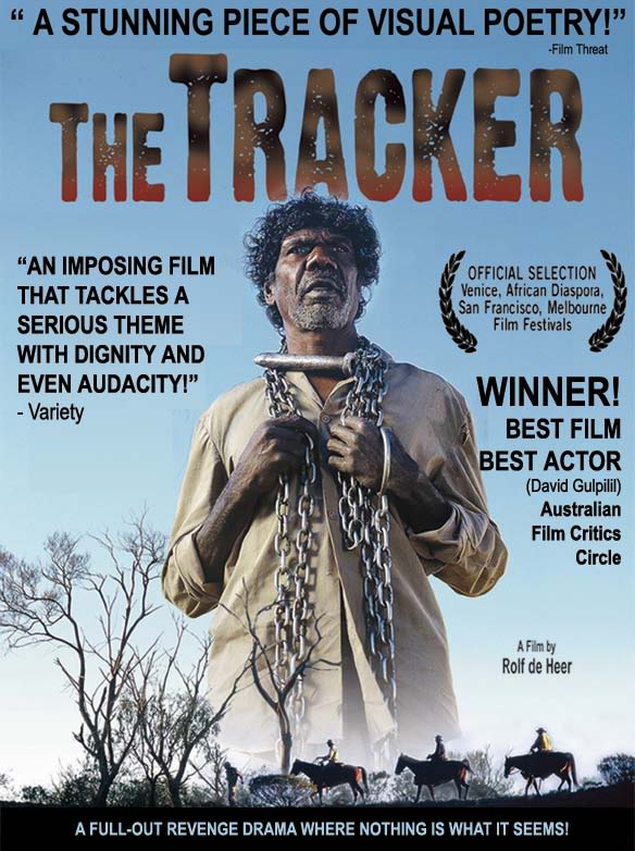 El rastro (The Tracker) (2002)