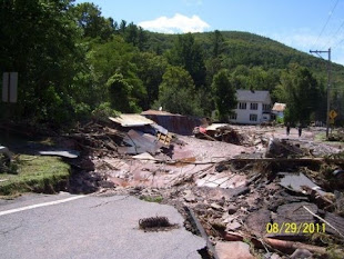 Irene's Aftermath
