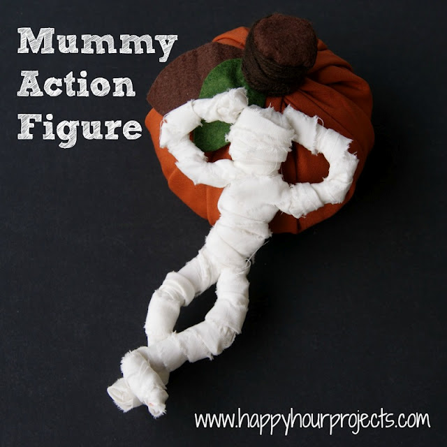 Mummy Action Figure