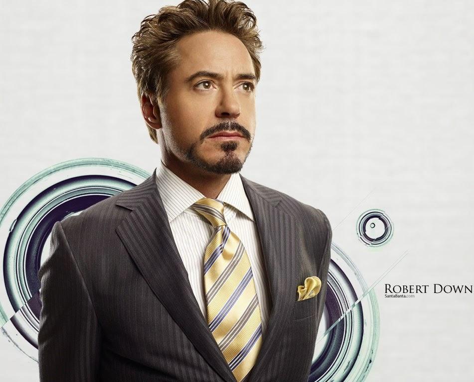 American Actr Robert Downey Jr. Shirtless HD Images