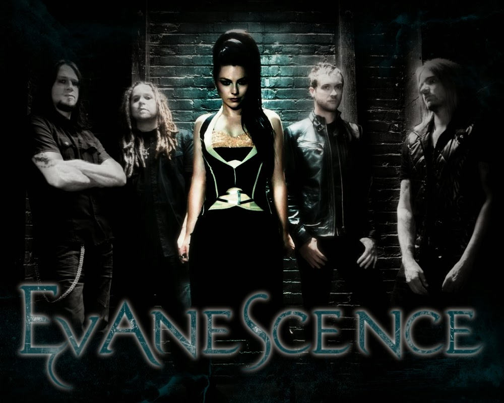 evanescence discography origin: