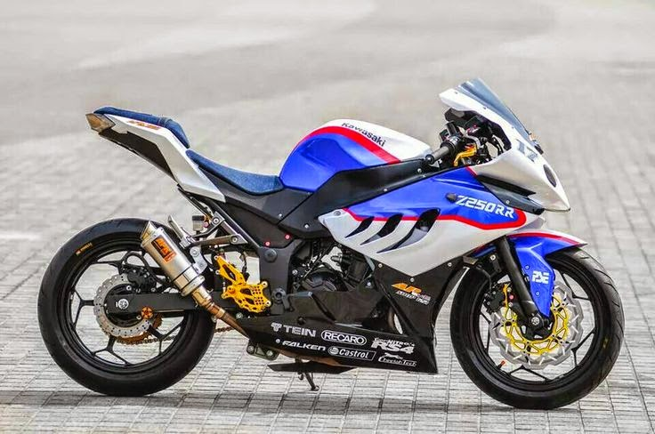 Kawasaki Z250RR Modified