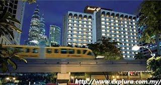 Hotel Equatorial in Kuala Lumpur