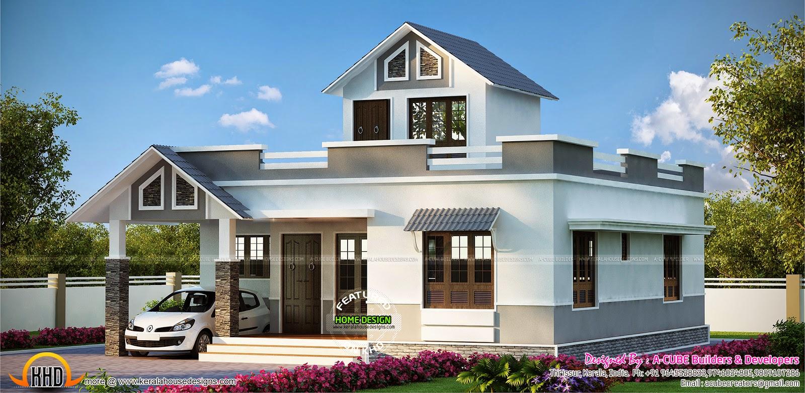 House design for Kerala home designs 2015