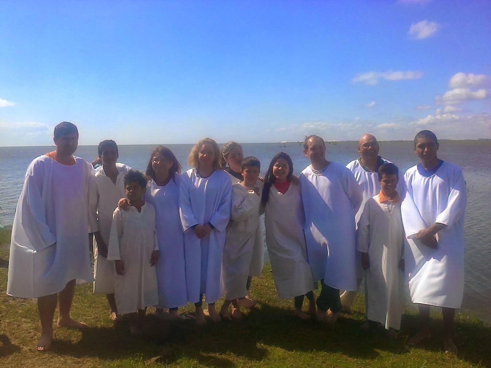 Batismo  13/10/2013