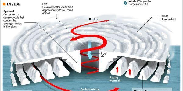 Informasi Umum Tentang Badai (Infographic)