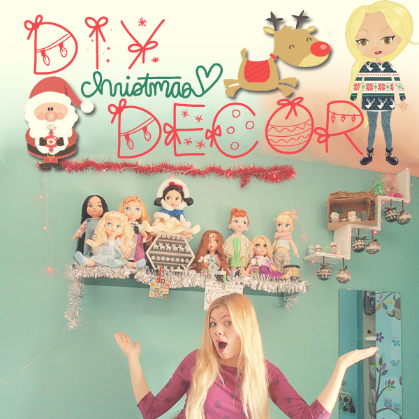 diy christmas room decor easy affordable holiday decorations