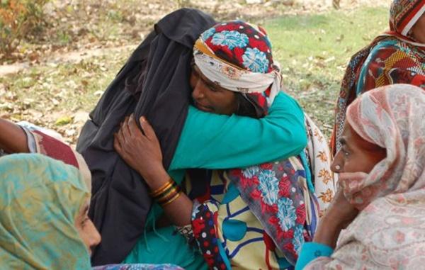 KEJAM! Wanita Mati Dibakar Gagal Penuhi Permintaan Bekas Kekasih