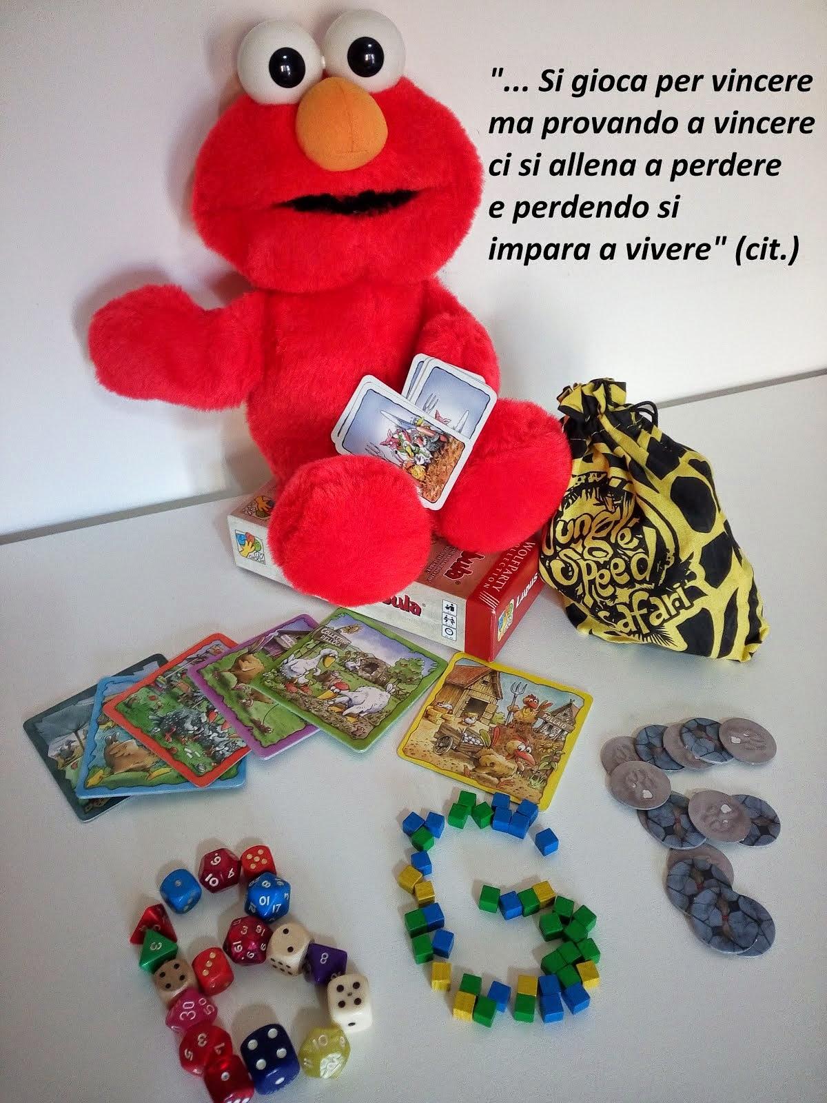 Elmo, qualè il meglio del gioco?