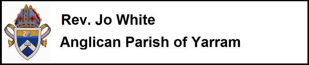 Rev. Jo White
