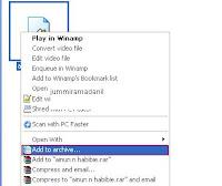 Cara Mengubah File ke Format Zip dengan Menggunakan WinRaR