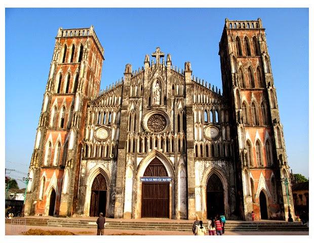 Trần Thị Hạnh - Quá trình truyền bá Thiên chúa giáo vào Việt Nam từ thế kỉ XVI đến thế kỉ XIX
