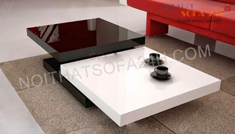 Bàn sofa gỗ BS113