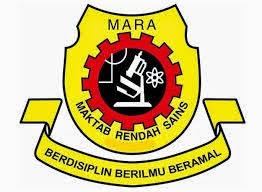 Ranking MRSM Terbaik Malaysia 2014