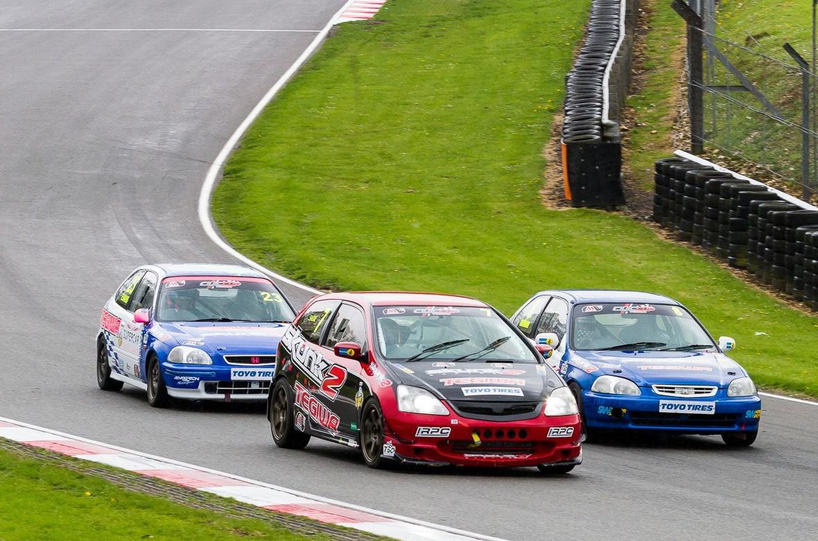 Tegiwa Civic Cup, Honda, wyścigi, sport