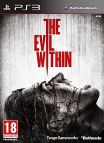 The Evil Within PS3-DUPLEX