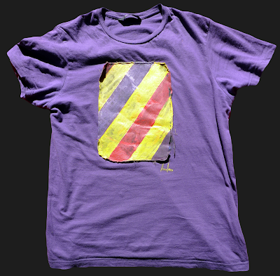 Camiseta Pintada a Mano - Hand Painted T-shirt
