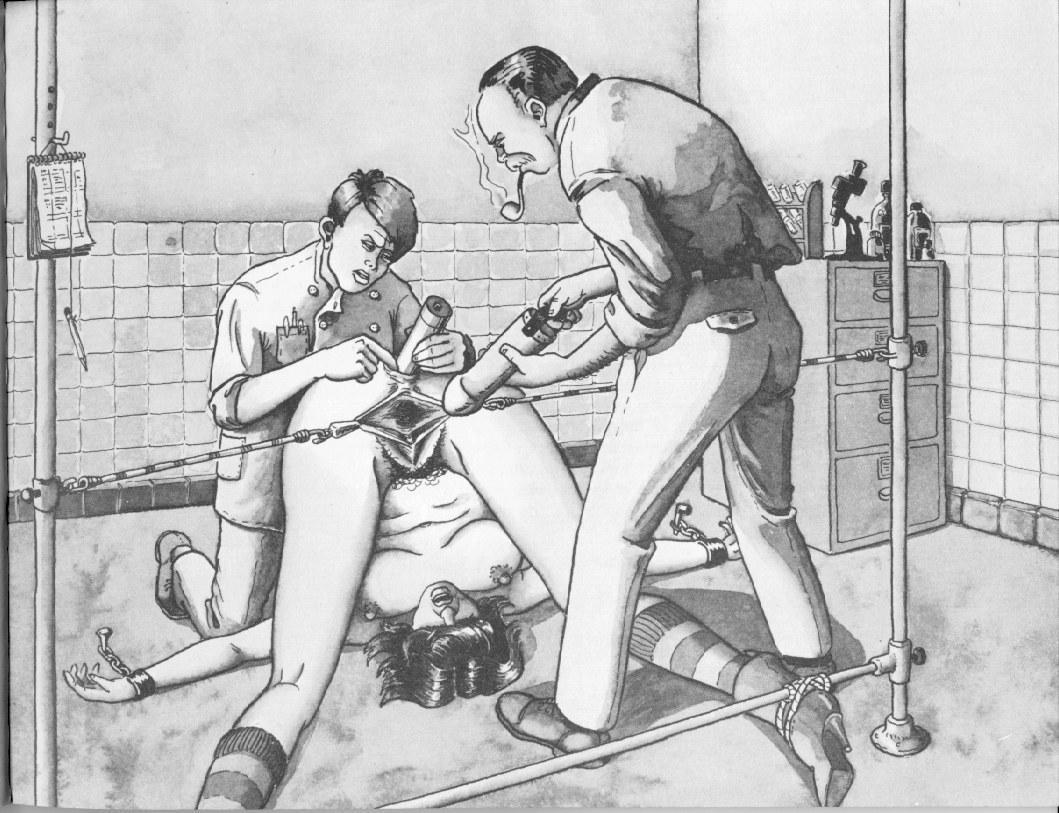 Порно рассказ жестокие пытки