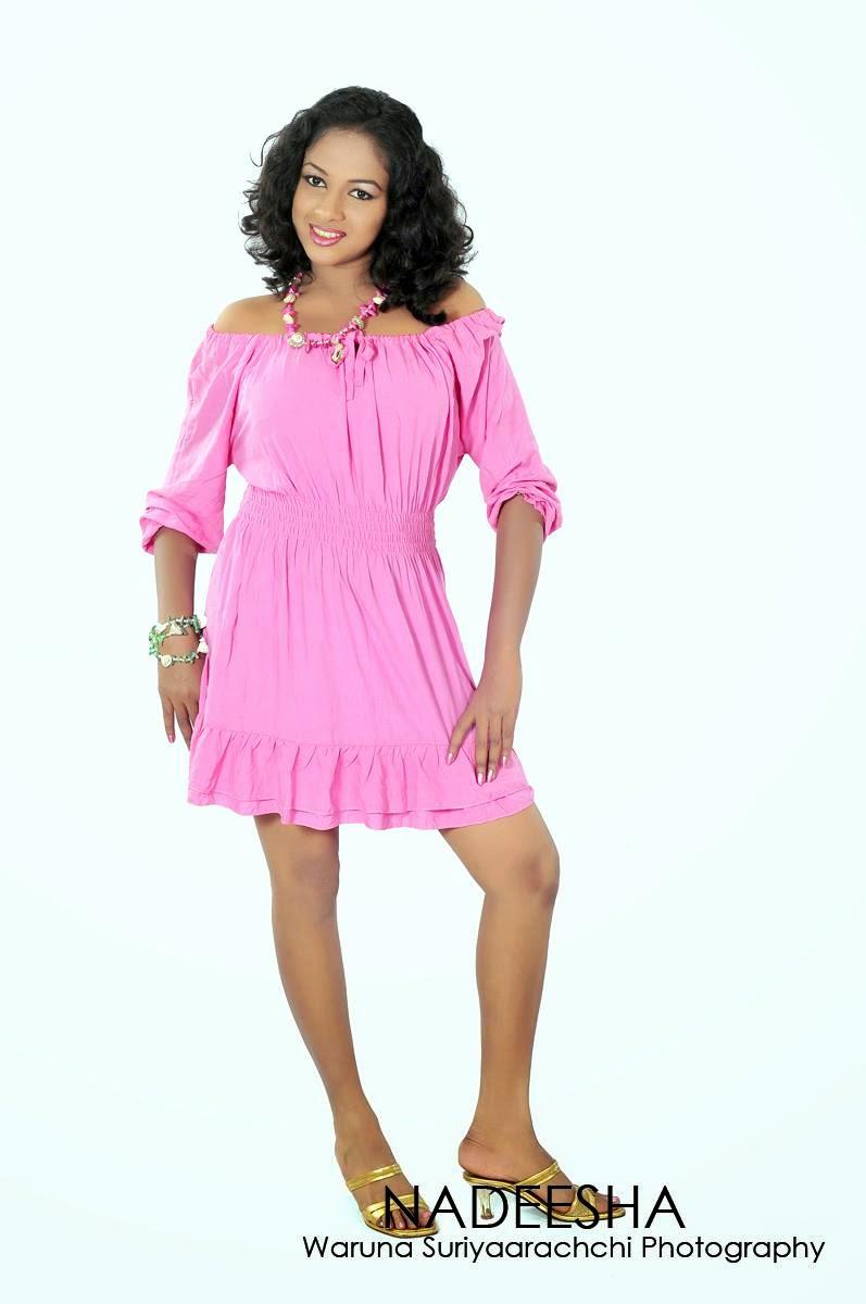 Nadeesha legs