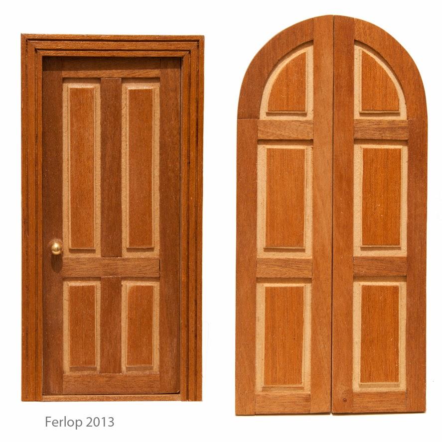 Puertas de Cuarterones