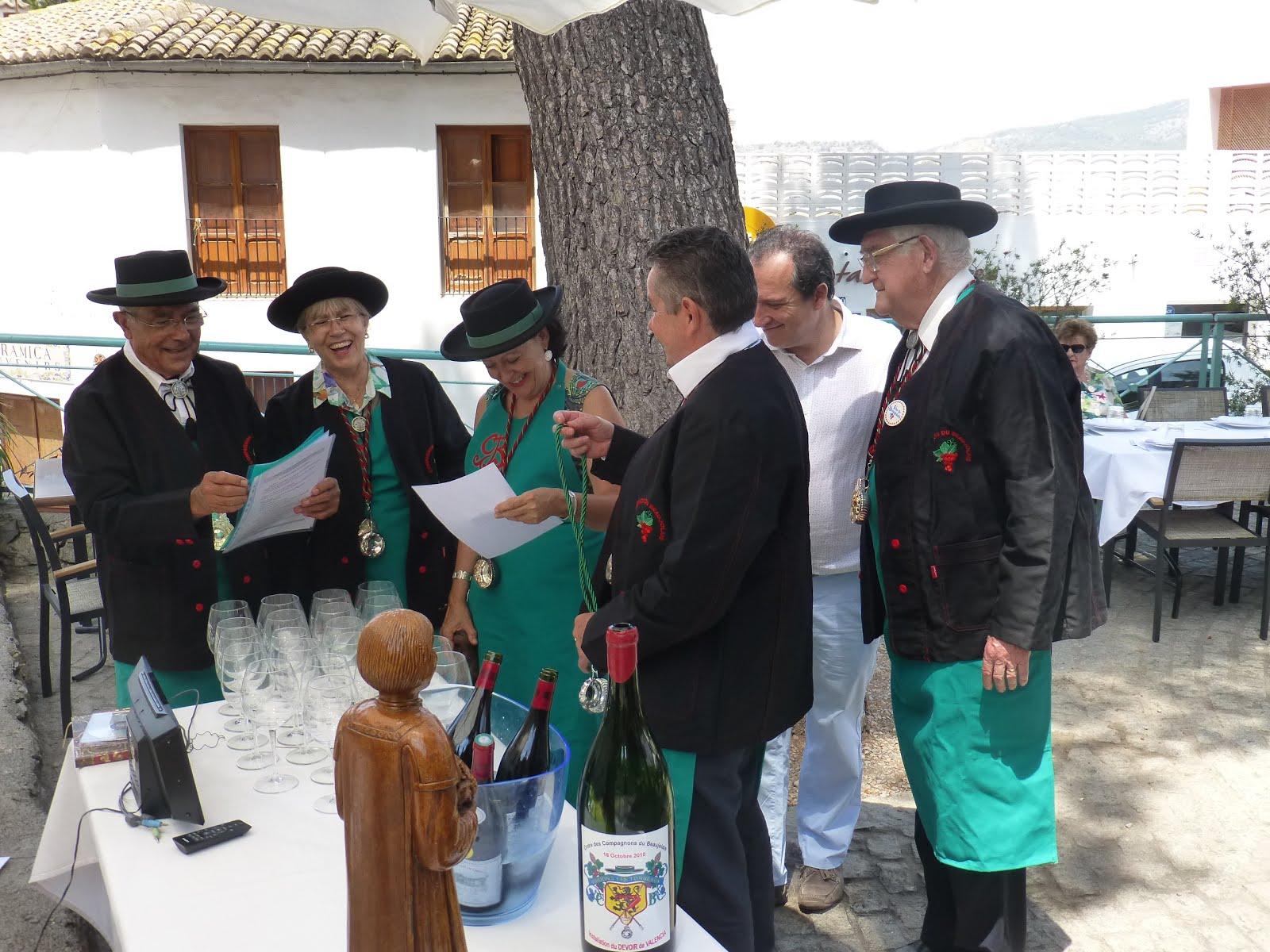 Les Compagnons du Beaujolais