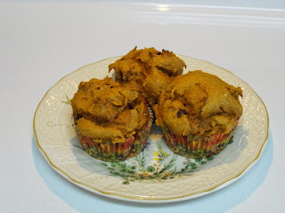 Easy Pumpkin Muffins from Secrets of a Southern Kitchen