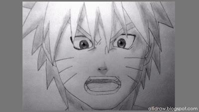 Naruto Sketch 3