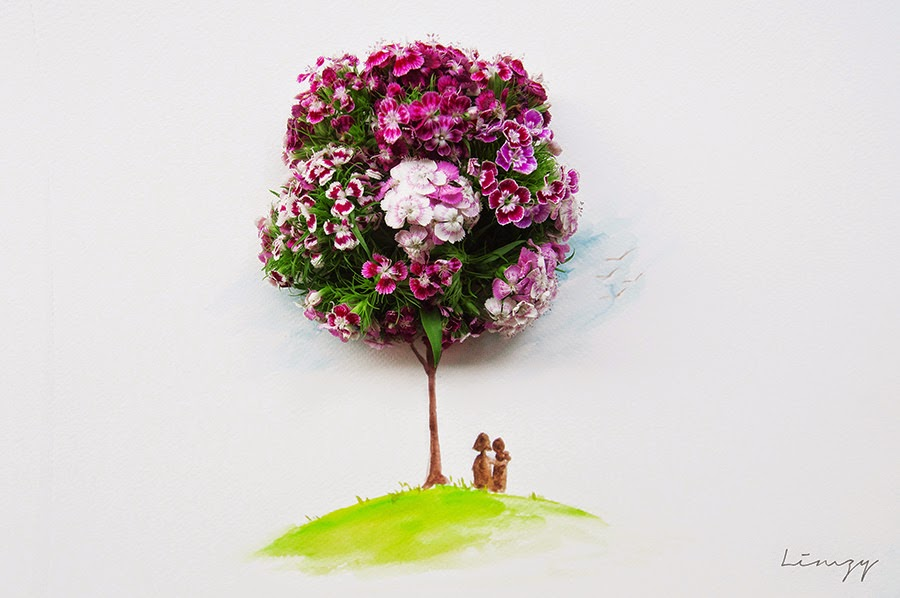 23-Lim-Zhi-Wei-Limzy-Paintings-using-Flower-Petals-www-designstack-co