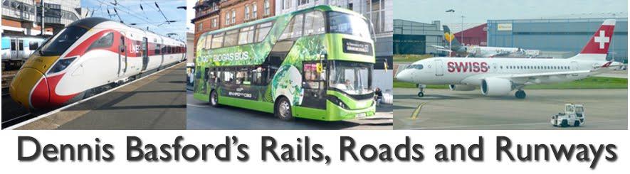 Dennis Basford's Rails, Roads and Runways