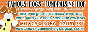 Famous Dogs Fundraising Hop