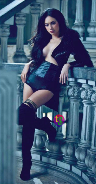 Photos of Ellen Adarna in FHM Philippines January 2012 Issue