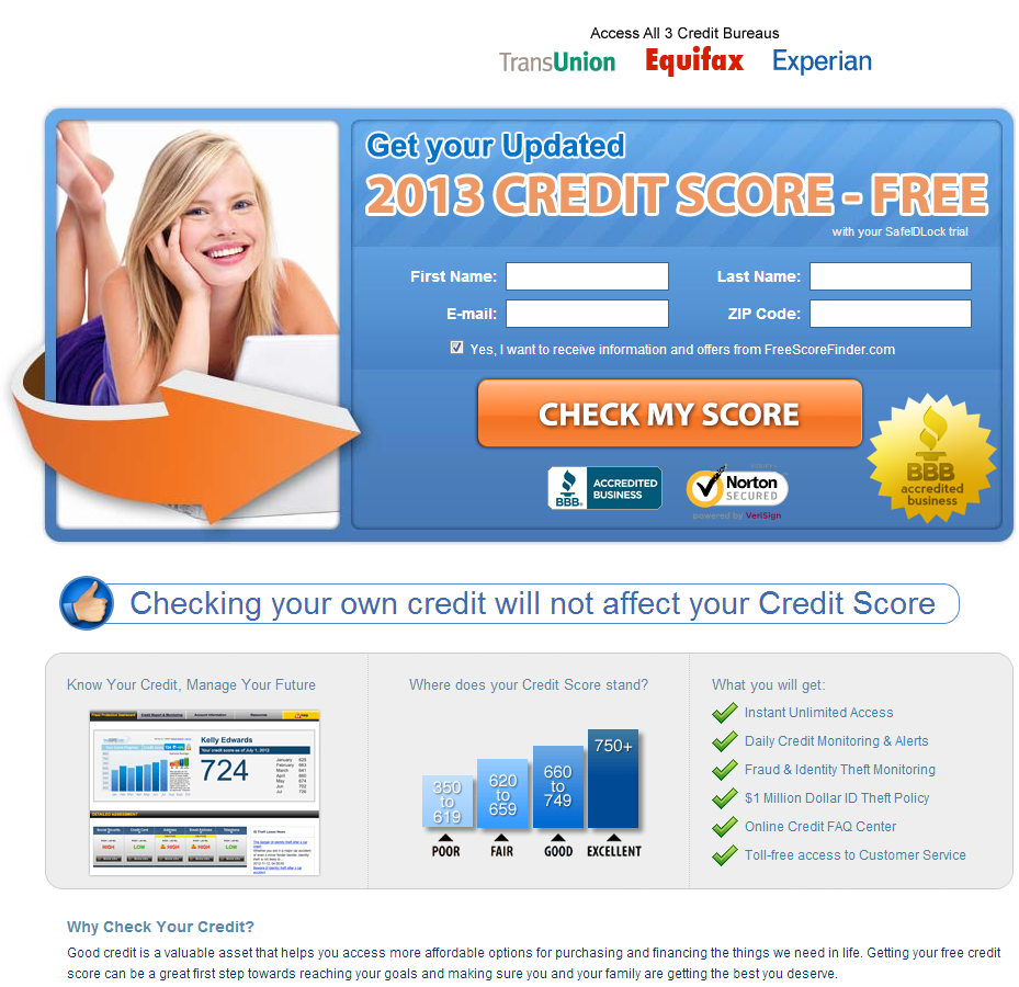 Credit Check Jacksonville Florida