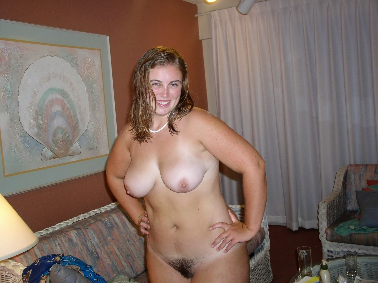 naked daughter with father