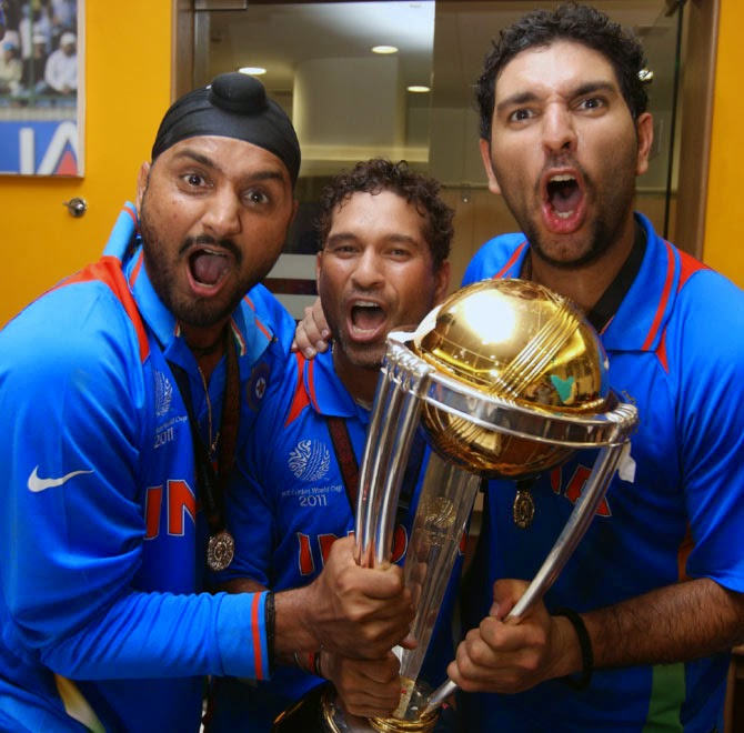 Yuvraj SIng in World Cup 2015