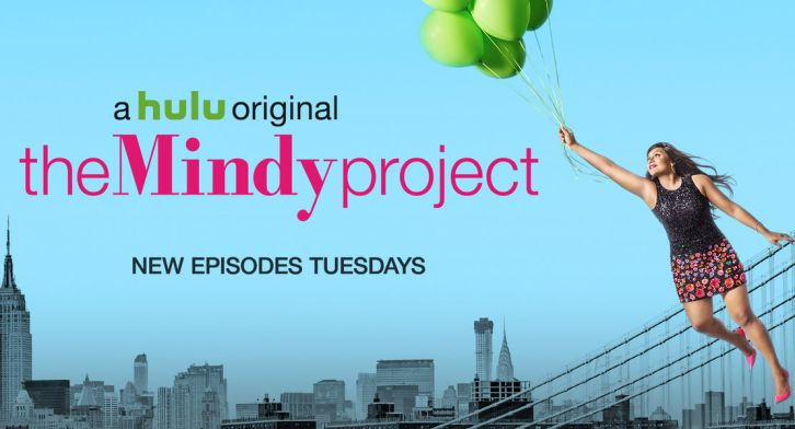 The Mindy Project - Renewed for a 5th Season by Hulu