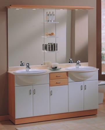 Dise o y fabricacion de muebles a medida en melamine - Modulos de bano ...