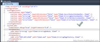 Config Entries by NuGet