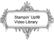 Stampin' Up! Video