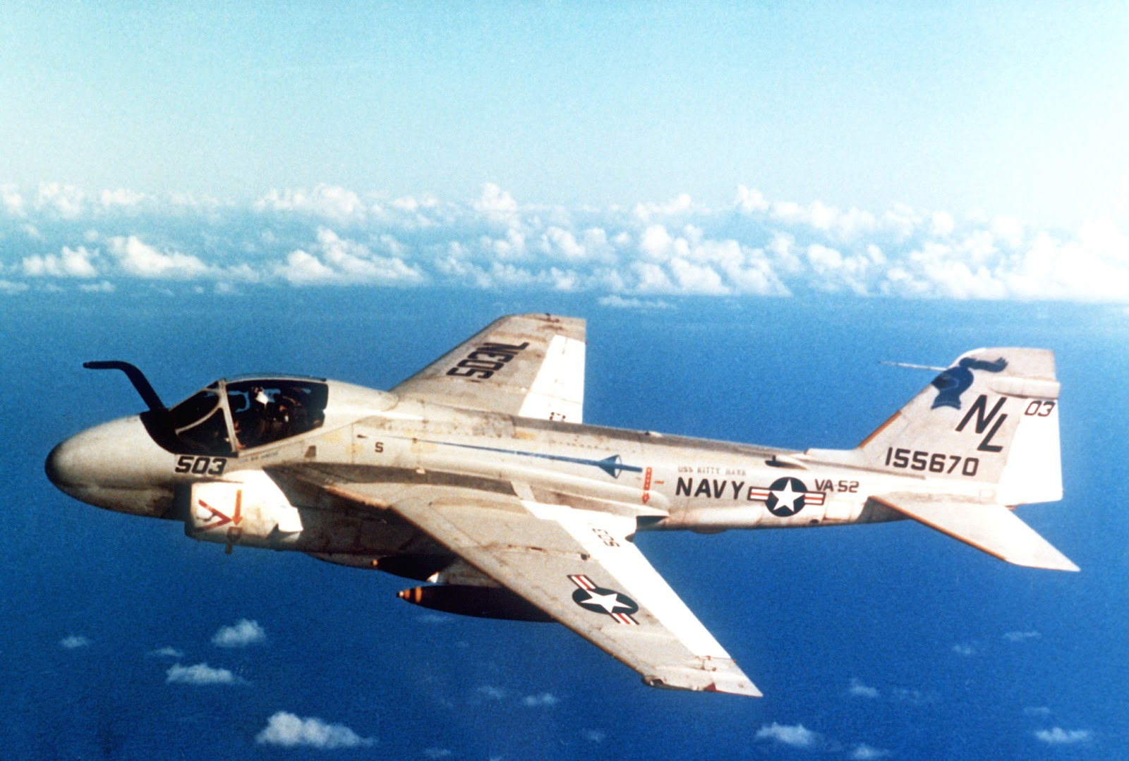 Public Domain Aircraft Images: Grumman A-6 Intruder