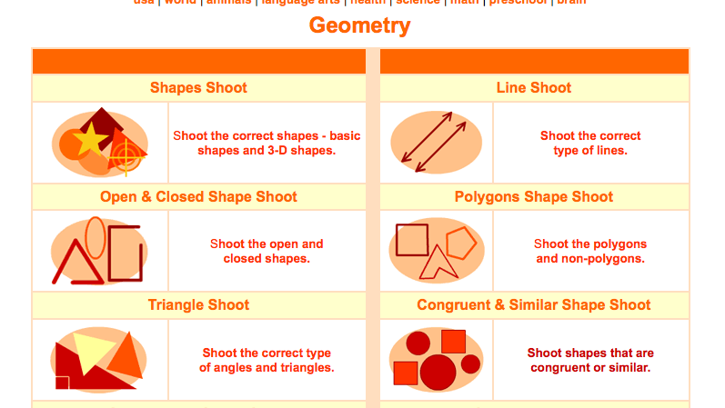 http://www.sheppardsoftware.com/mathgames/menus/geometry.htm