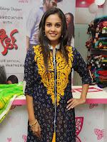 Chandini photos at Kaira showroom launch-cover-photo