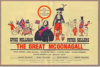McGonagall poster