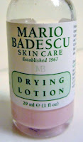 Mario Badescu bottle Drying Lotion skin care acne treatment cystic pimple