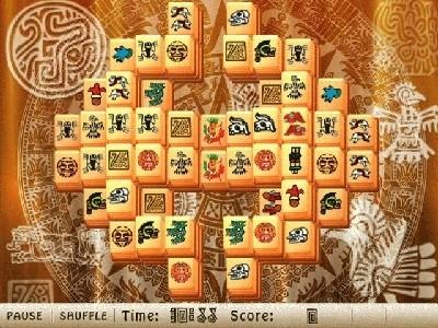 mahjong-aztec