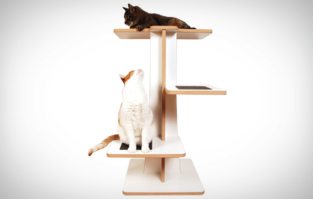 Celinarowestyle bring life into your home for Interesting cat trees