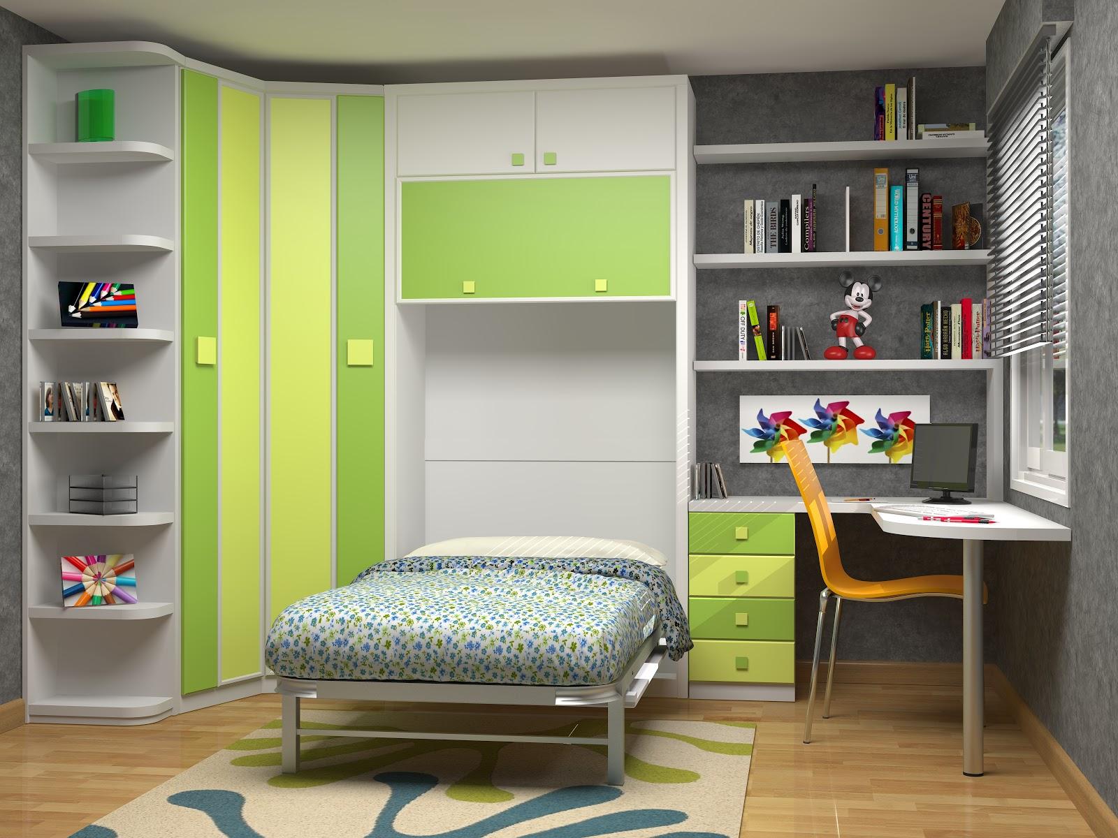 Muebles juveniles dormitorios infantiles y habitaciones - Habitaciones juveniles muebles tuco ...