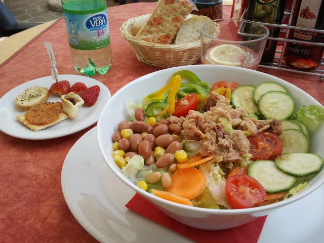 una golosa a dieta: colazione e pranzo - Pranzo Ufficio Dieta