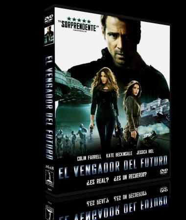 Total Recall   [2012][DVDR ][Latino][Accion][Multihost]