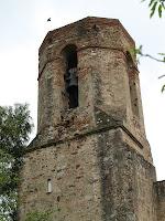 Campanar octogonal de Sant Julià d'Altura
