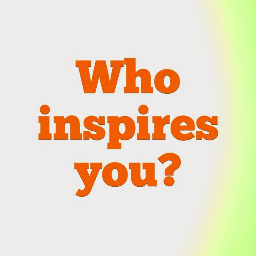 who inspires me People who inspire me there are many people who inspire me from various walks of life some are famous people who have changed the world for the better.